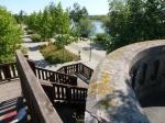 Treppenabgang Alte Mainbrücke
